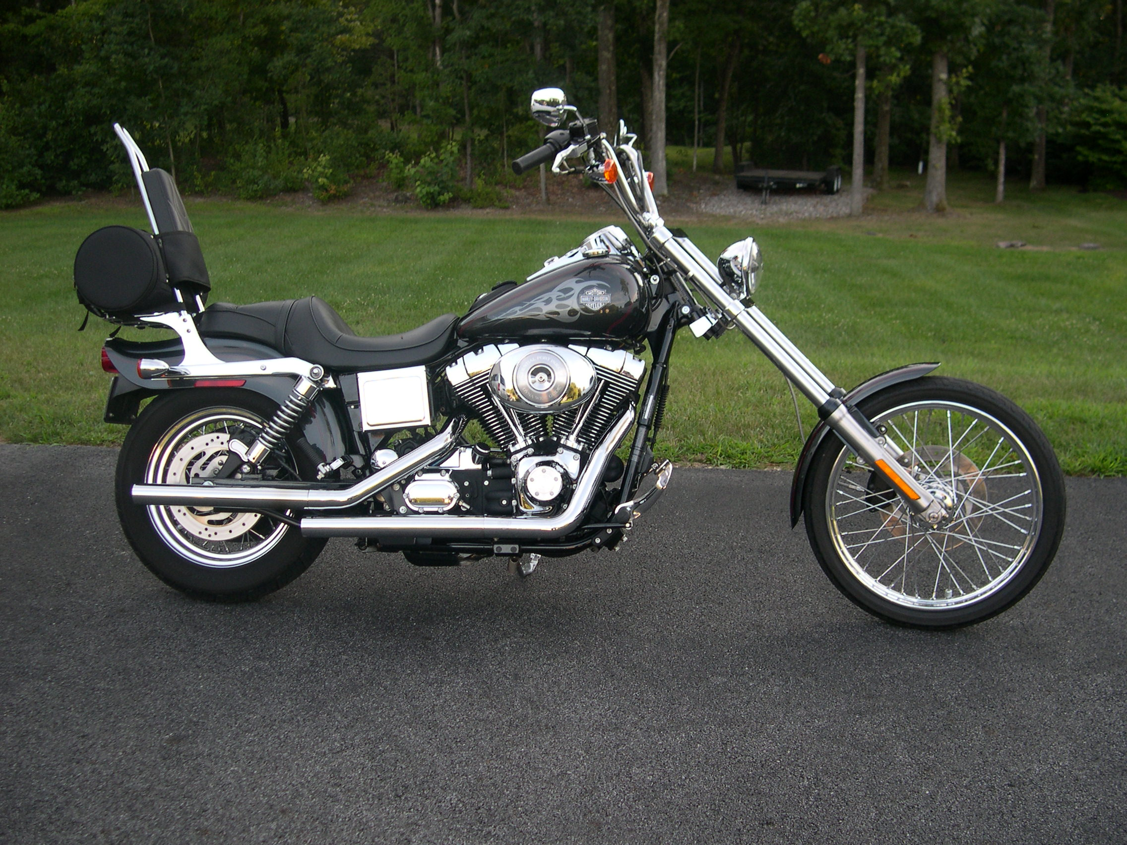 Chopper Kit Harley Davidson V Rod Photo Gallery