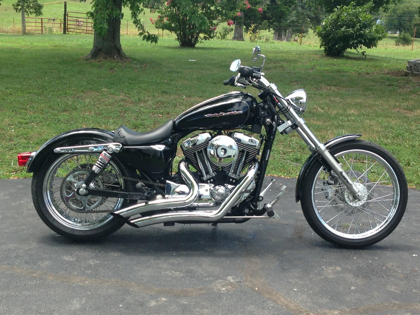 Chopper Kit Harley Davidson Photo Gallery