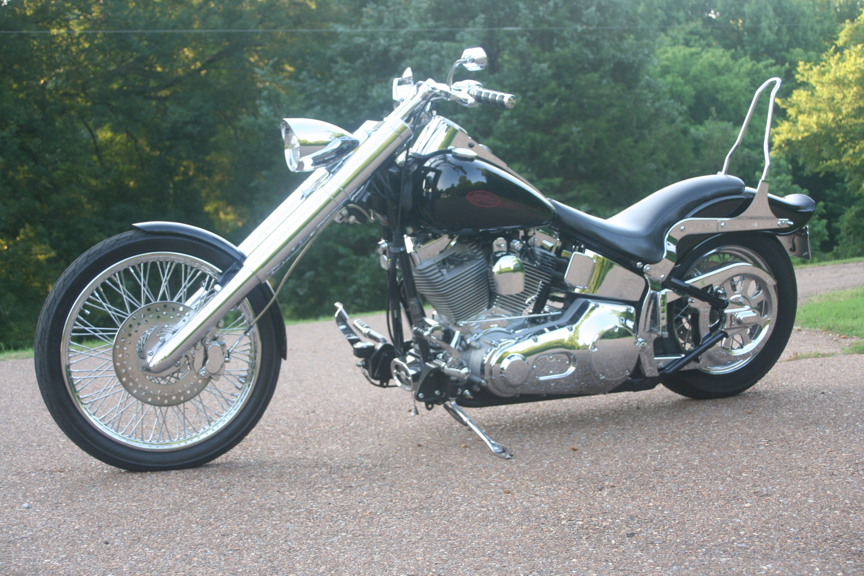 road king 1995 custom