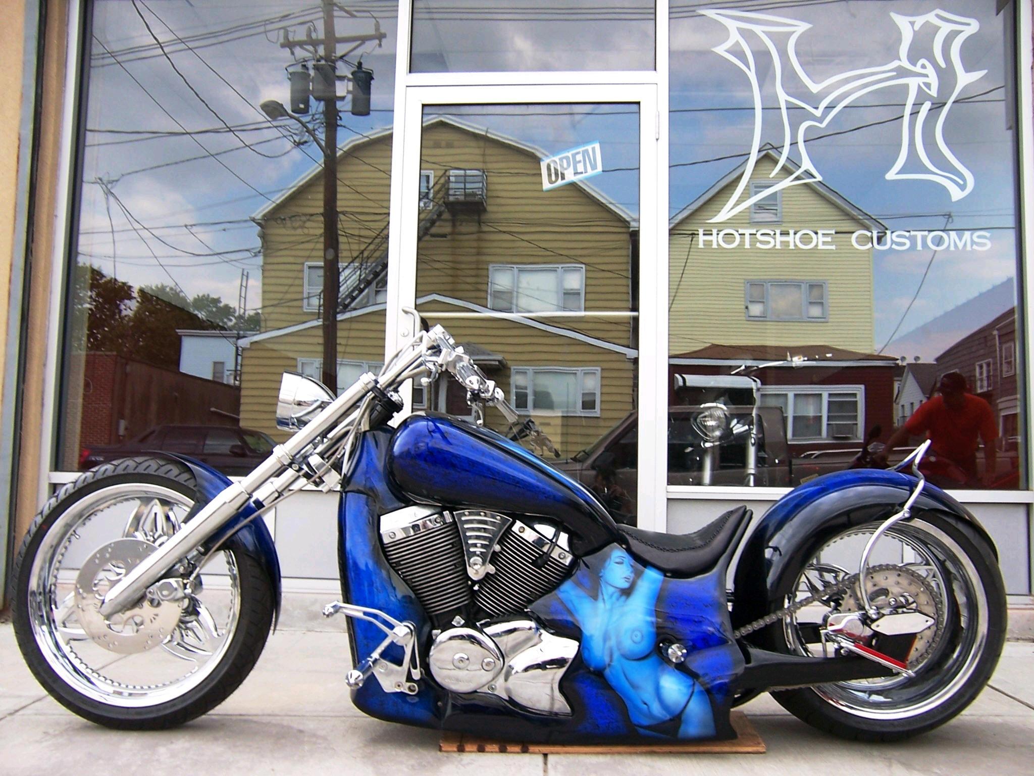 Chopper Kit - Honda Photo Gallery