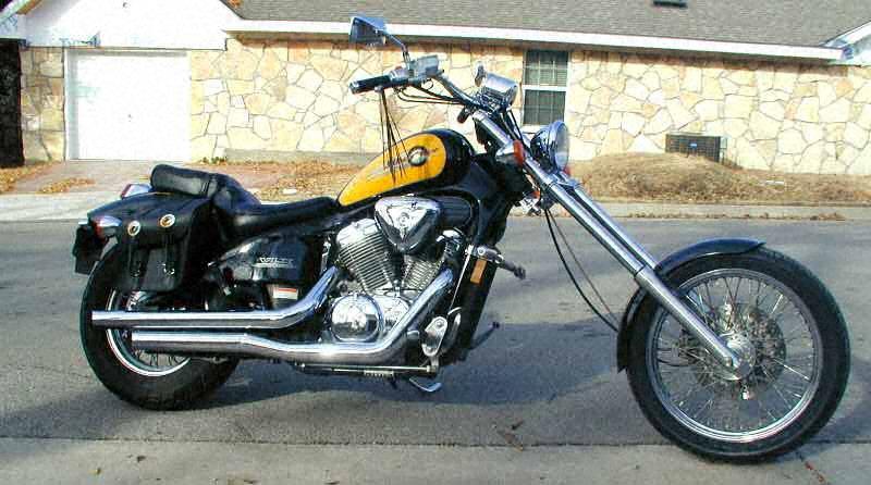Chopper Kit, Harley-Davidson chopper kits, 9 deg , 14 deg